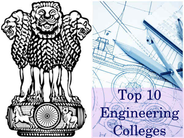<strong></strong>India Rankings 2016 - NIRF: Top 10 Engineering Institutions