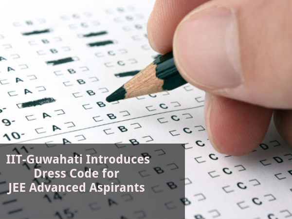 Dress Code for JEE Advanced Aspirants