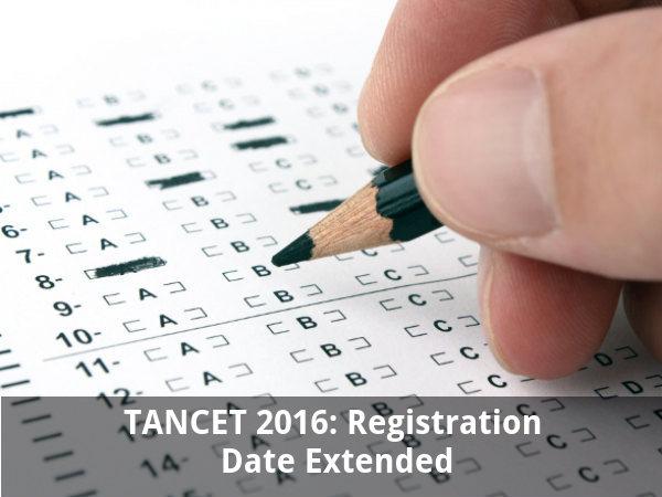 TANCET 2016: Registration Date Extended