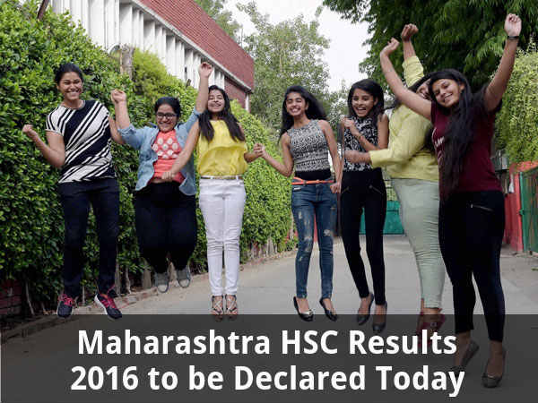 Maharashtra HSC Results 2016 to be Declared Today