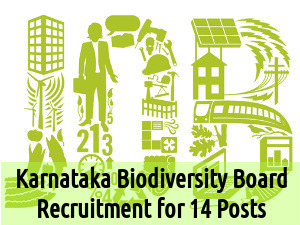 KBB Recruitment for 14 Posts 2016
