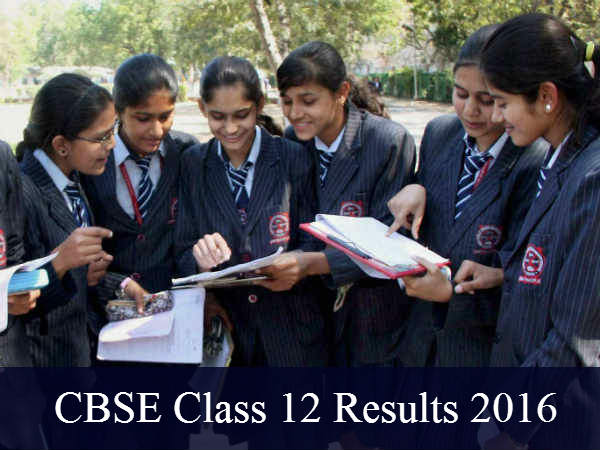 CBSE Class 12 Results 2016 Declared!