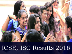ICSE, ISC Results 2016 Declared!