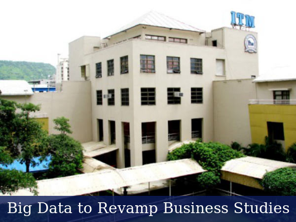 Big Data to Revamp Business Studies in India