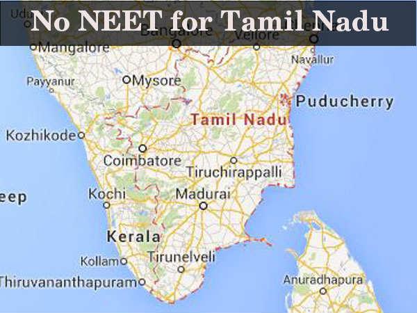 Jayalalithaa does not want NEET in Tamil Nadu