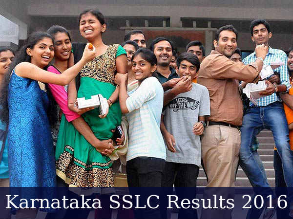 Karnataka Board SSLC Results 2016 Declared!