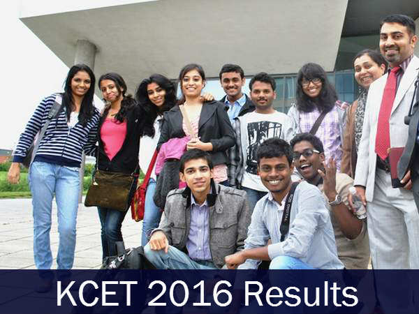 Karnataka CET 2016 (KCET 2016) Results Announced!