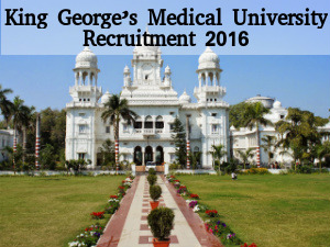 KGMU, Lucknow Hiring for 8 Research Officer Posts