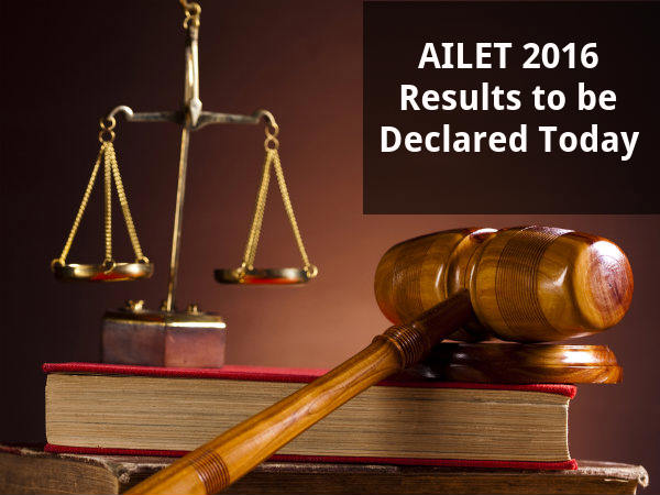 AILET Results 2016 Declared