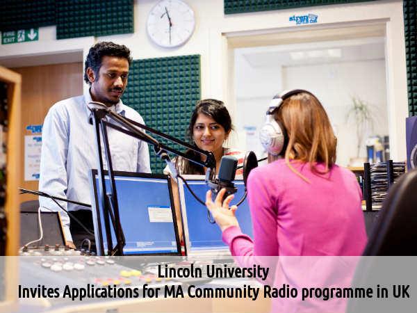 Lincoln Univ Invites Applications