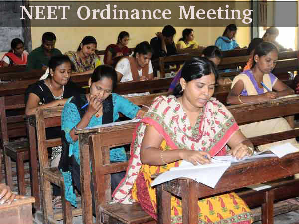 NEET ordinance awaits President's nod