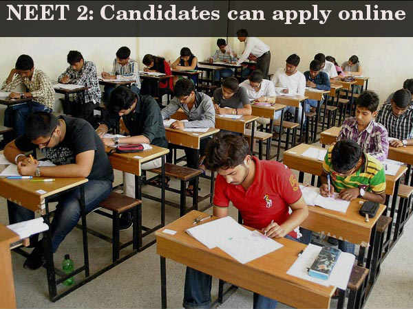 Get ready for NEET 2, candidates can apply online