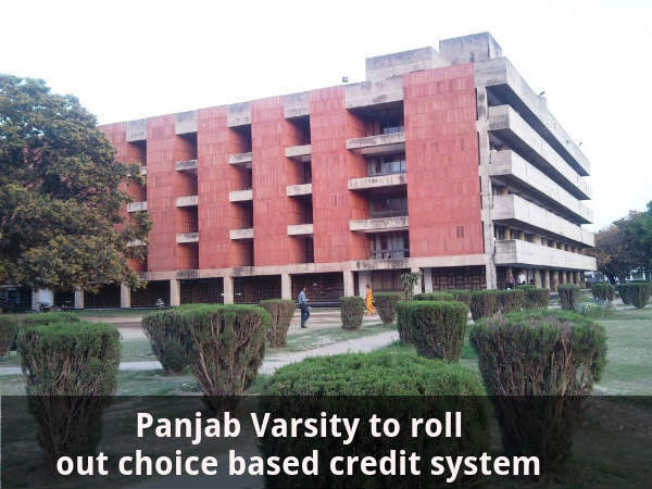 Panjab varsity to roll out CBCS