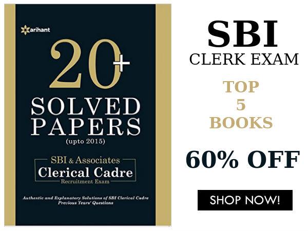 Prepare for SBI Clerk Examination Now