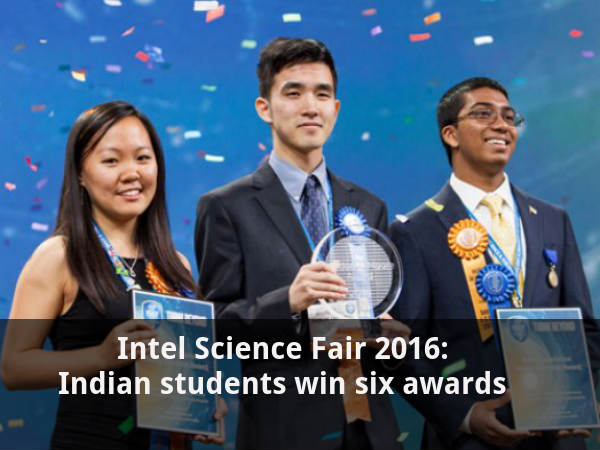 Intel Science Fair: Indian students win Awards