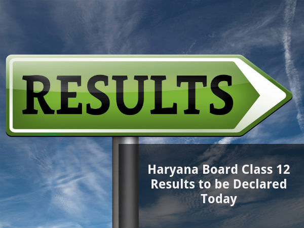The Haryana Board Class 12 results 2016 are Out