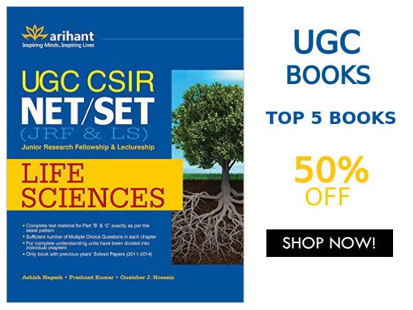 UGC-NET Exam! Now Get Upto 50% Discount