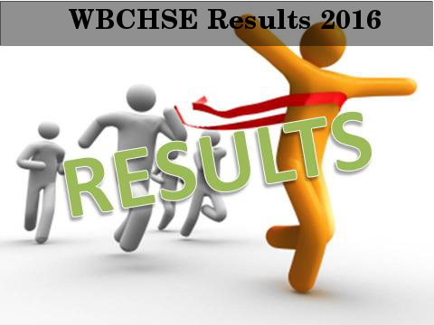 WBCHSE Results 2016 available