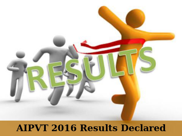 All India Pre-Veterinary Test - AIPVT 2016 Results