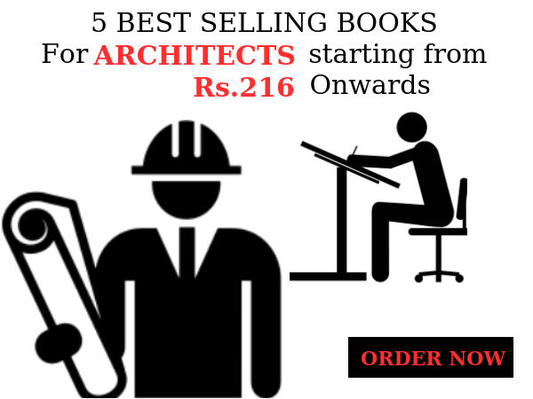 Aspiring a Career in Architecture! 5 Best Books
