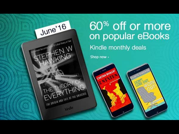 UNLIMITED READING: 60% off On Kindle Monthly Deals