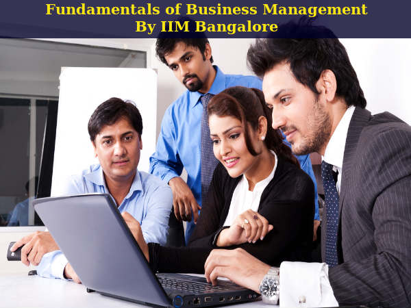 Fundamentals of Business Management by IIM-B
