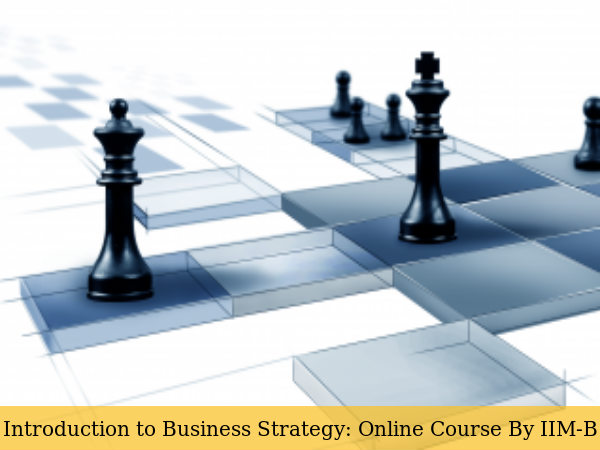 Introduction to Business Strategy: Online Course