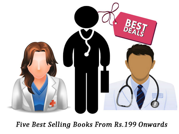 PLANNING TO BE A DOCTOR! 5 Best Selling Books