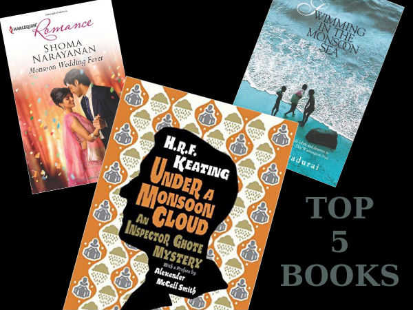 THE MONSOON READS 2016! 5 Must Read Books