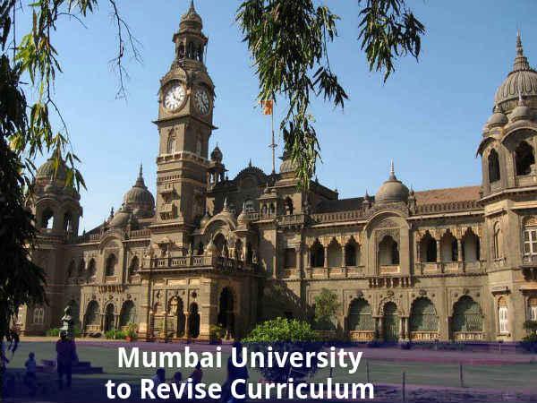 Mumbai University to Revise Curriculum