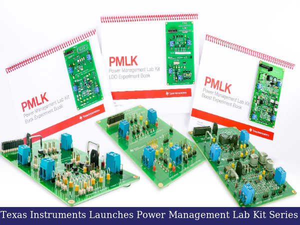 Texas Instruments - Power Management Lab Kit