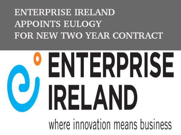 Enterprise Ireland Appoints Eulogy for two years