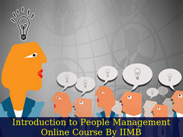 'Introduction to People Management': Online Course