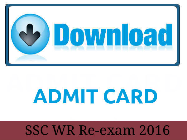 SSC Western Region Re-Exam Notification Released