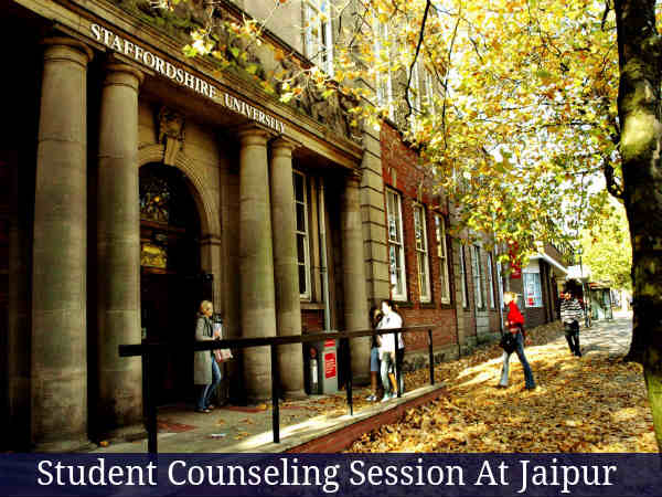 Student Counseling Sessions In Jaipur
