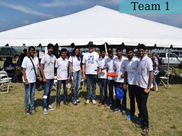 UPES Team Grabs 1st Position At CanSat 2016