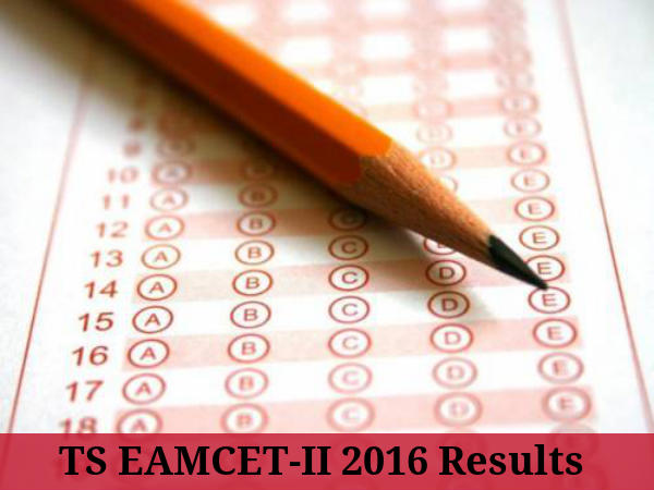 TS EAMCET-II 2016 Results Declared!