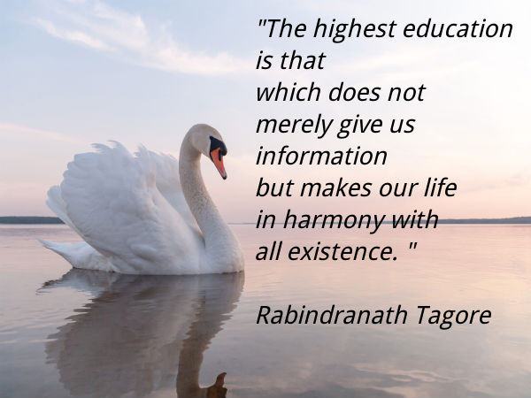 Rabindranath Tagores Quotes On Education Careerindia