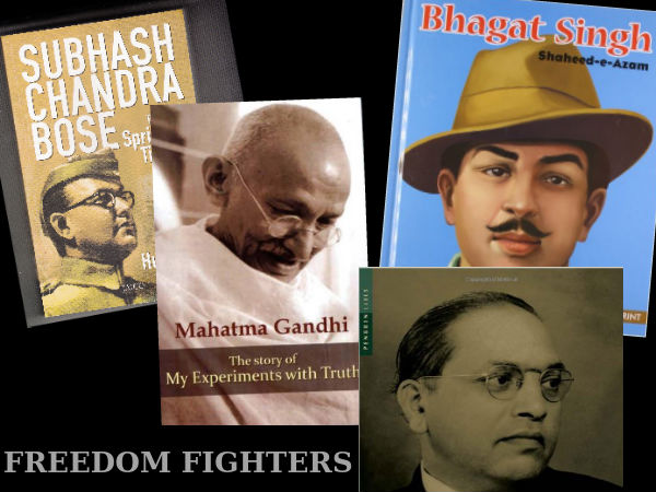 Top 7 Freedom Fighters Every Students Should Know