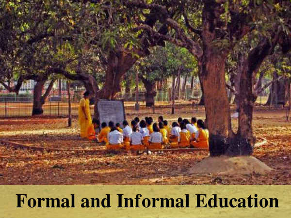 Formal and Informal Education