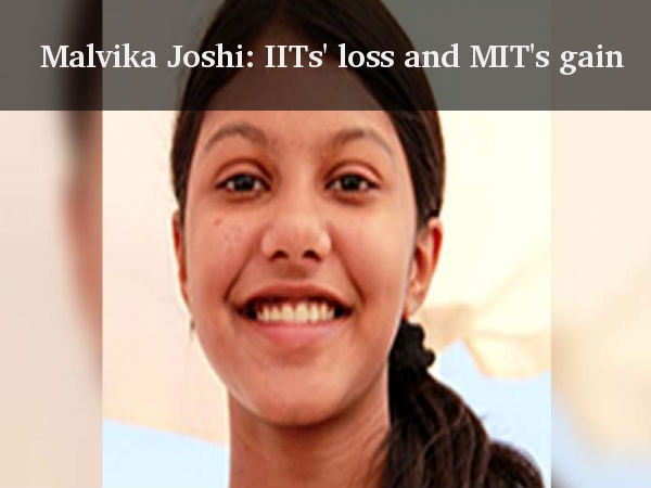 Malvika Joshi's journey from IITs to MIT