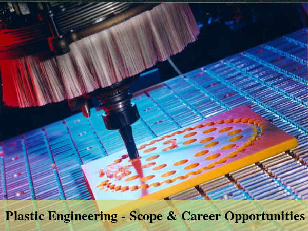 What is Plastic Engineering and its scope