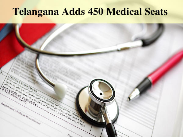 Telangana Medical Colleges Offer More Seats