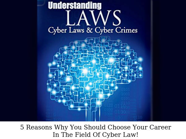 Career In The Field Of Cyber Law