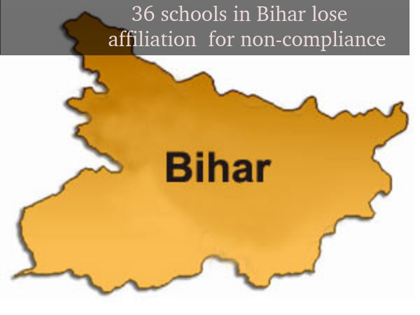 BSEB suspends affiliation of 36 institutes