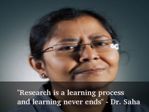 Research is a learning process