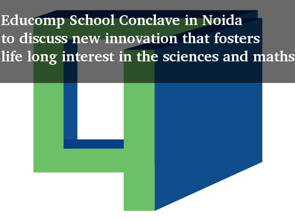 Educomp School Conclave in Noida