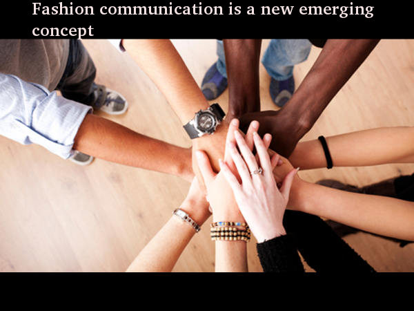 Fashion Communication with a twist