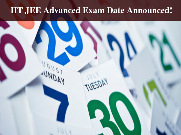 JEE Advanced 2017 To Be Held On May 21: IIT Madras