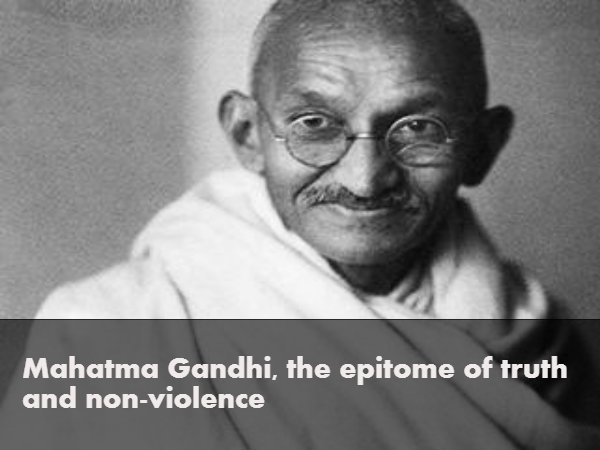 Knowing Mahatma Gandhi, The Father Of The Nation